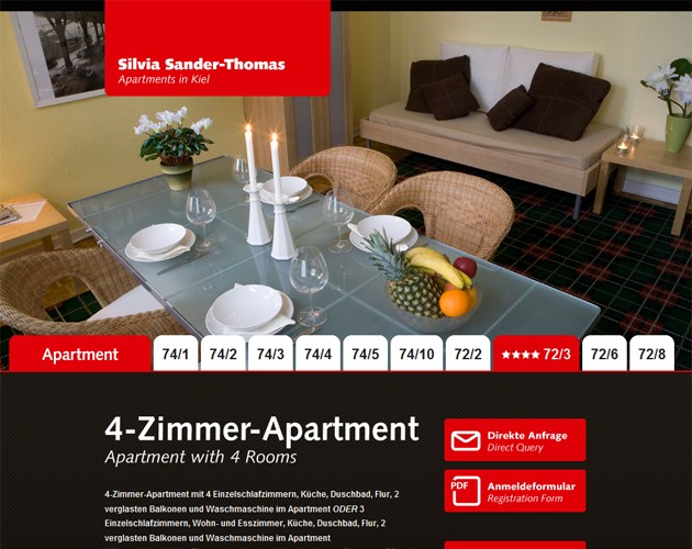 Apartments in Kiel